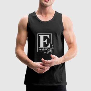 Emotion - Männer Premium Tank Top