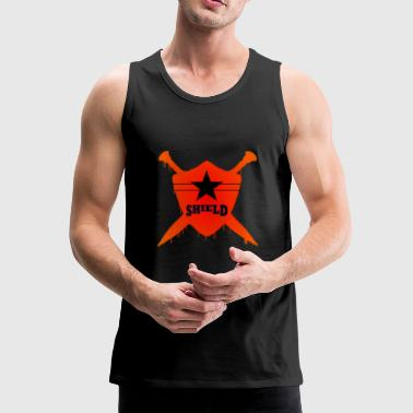Shield - Männer Premium Tank Top