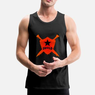Shield Shield - Männer Premium Tank Top