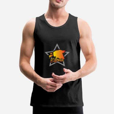 Baltic Sea Latvia, Estonia, Baltic Sea - Men's Premium Tank Top
