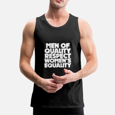 Equality Women's Equality Day Tee - Men's Premium Tank Top
