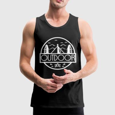 Outdoor - Männer Premium Tank Top
