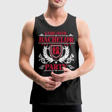 Bachelor Party - Men's Premium Tank Top
