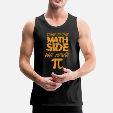 Maths Math math - Men's Premium Tank Top