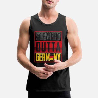 National From Germany - Men's Premium Tank Top