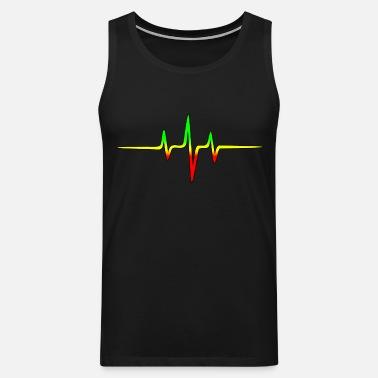 Camiseta de tirantes premium hombre f93419ed9174f