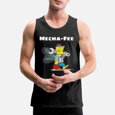 Mecha-Fee - Men's Premium Tank Top