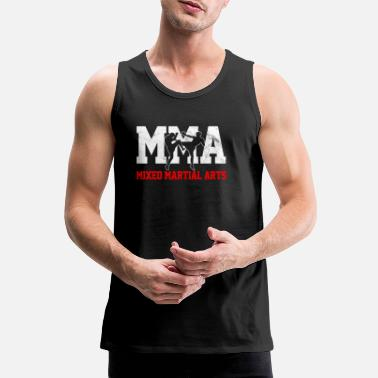 Mma MMA - Men's Premium Tank Top
