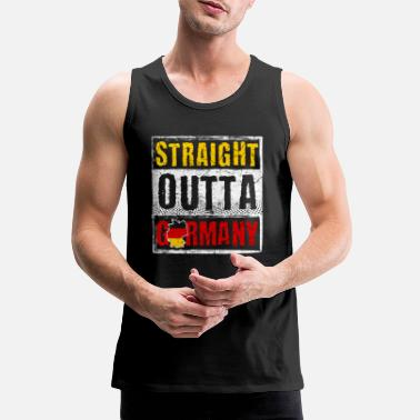 German Germany Germany German German Germans - Men's Premium Tank Top
