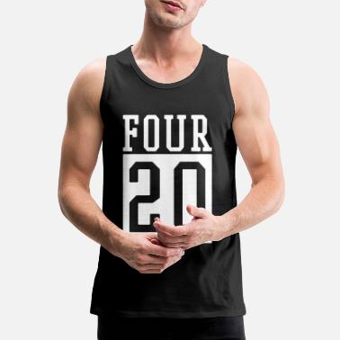420 420 / Four Twenty - Men's Premium Tank Top