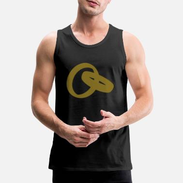 Wedding Ring Wedding Rings | Wedding Rings - Men's Premium Tank Top