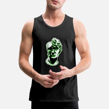 Wear flesh Wear tattoo street wear - Mannen premium tank top