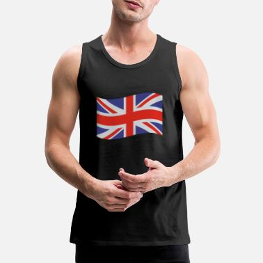 Uk UK - Mannen premium tank top