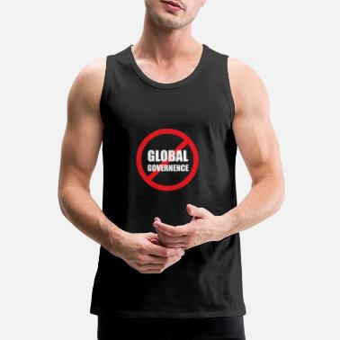Global global - Men's Premium Tank Top