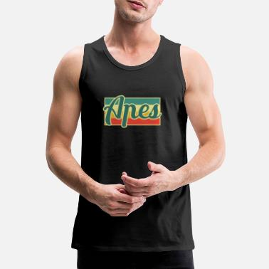 Apes ape - Men's Premium Tank Top