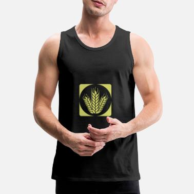 To Harvest Farm harvesting - farm harvest - Men's Premium Tank Top