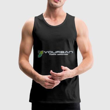 Yourban ICON - Premium singlet for menn