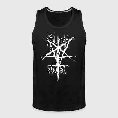 black metal - Men's Premium Tank Top