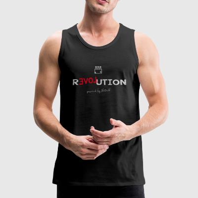 slotrek beer revolution slovenia - Men's Premium Tank Top