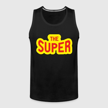 The Super - Men's Premium Tank Top