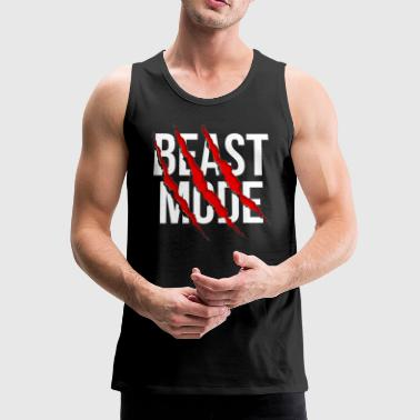 Beast Mode - Men's Premium Tank Top