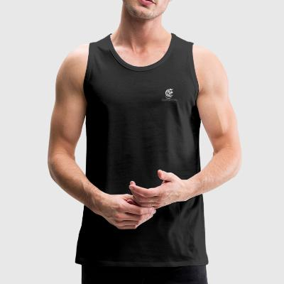 Elemental Original hvit - Premium singlet for menn
