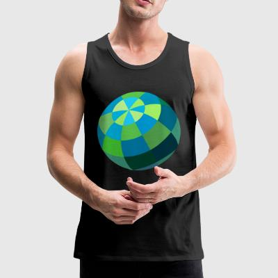 ball - Premium singlet for menn