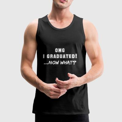 graduation - Men's Premium Tank Top