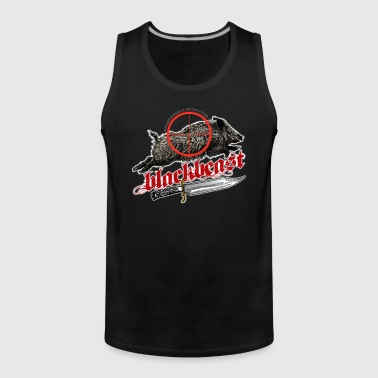 black beast 2016 - Men's Premium Tank Top