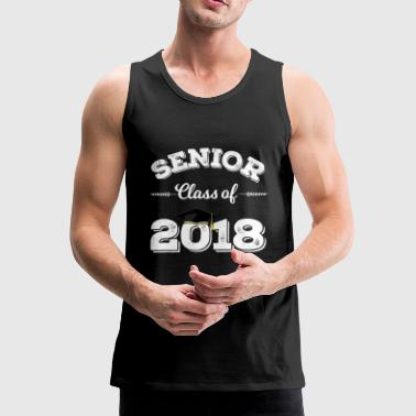 Senior Class of 2018 Graduation - Men's Premium Tank Top