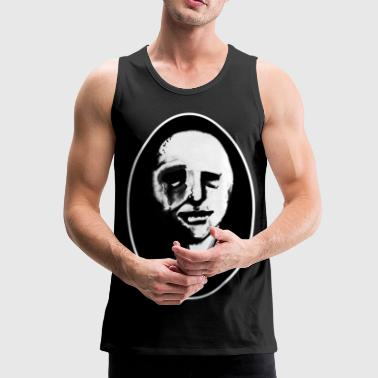 Deformed peace - Men's Premium Tank Top