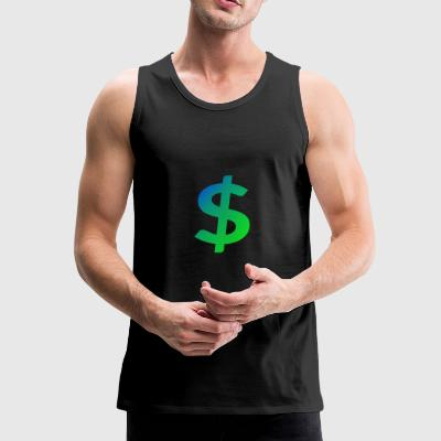 Cash master - Men's Premium Tank Top