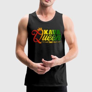 Kava Queen - Men's Premium Tank Top