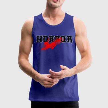 Horror horror - Men's Premium Tank Top