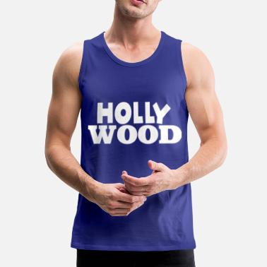 Hollywood Hollywood - Mannen Premium tank top