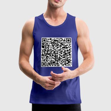 Sensitive romantic - Men's Premium Tank Top