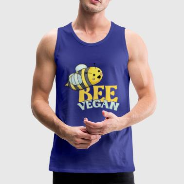Vegan Be vegan - Men's Premium Tank Top