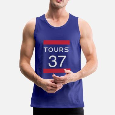 On Tour Tours 37 Tours - Men's Premium Tank Top