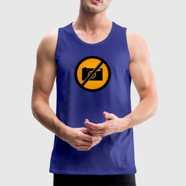 no pictures - Männer Premium Tank Top