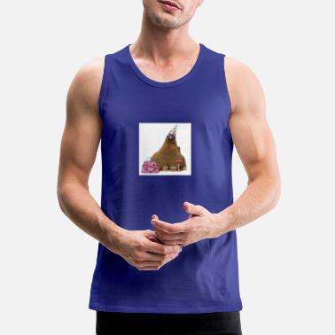 Hen Hen night hen - Men's Premium Tank Top