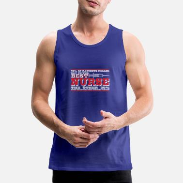 Best Nurse Hospital Gift - Men's Premium Tank Top