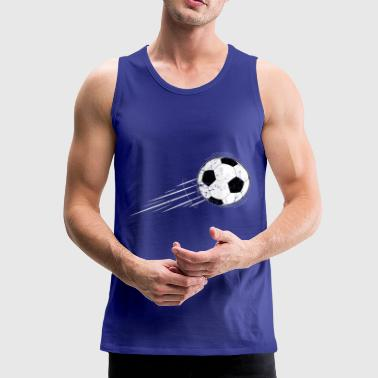 Voetbal Quick Ball - Mannen Premium tank top