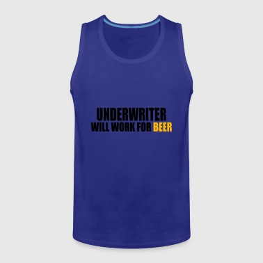 Underwriter writer~~POS=HEADCOMP - Premium singlet for menn