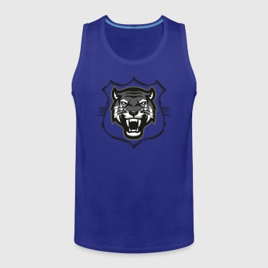 Tiger - Men's Premium Tank Top
