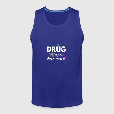 DRUG - Men's Premium Tank Top