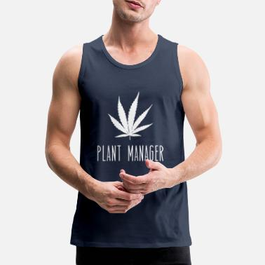 Plant Manager - Men's Premium Tank Top