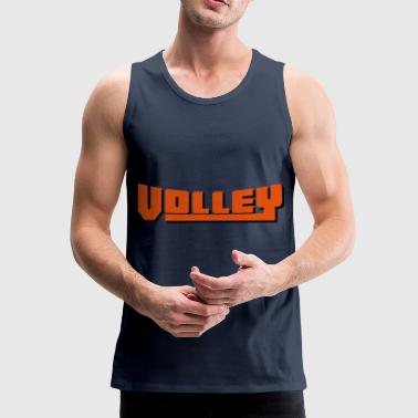 2541614 15081086 volley - Premium singlet for menn