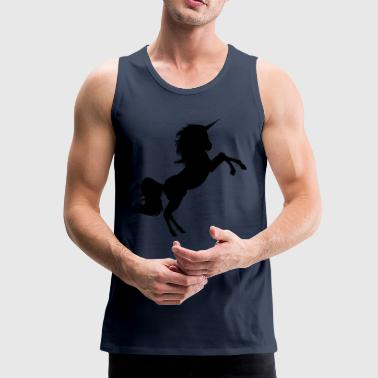 unicorn - Men's Premium Tank Top
