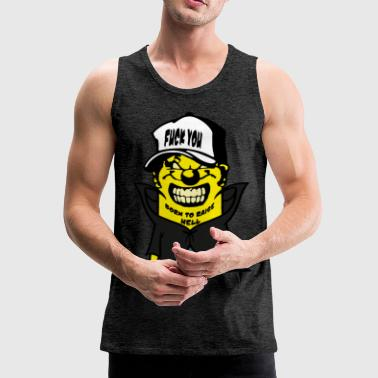 Minion Clown 5 - Männer Premium Tank Top