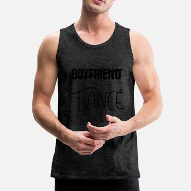 Boyfriend No boyfriend - Men's Premium Tank Top